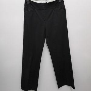 Dana Buchman Signature Black Stretch Dress Pants